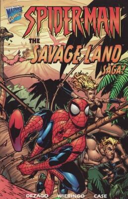 Spider-Man The Savage Land Saga
