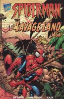 Spider-Man The Savage Land Saga
