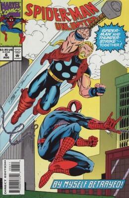 Spider-Man Unlimited 6 (Vol. 1)