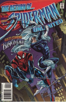 Spider-Man Unlimited 11 (Vol. 1)