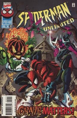 Spider-Man Unlimited 12 (Vol. 1)