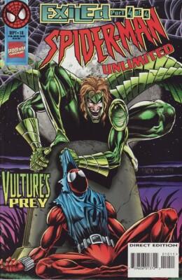 Spider-Man Unlimited 10 (Vol. 1)