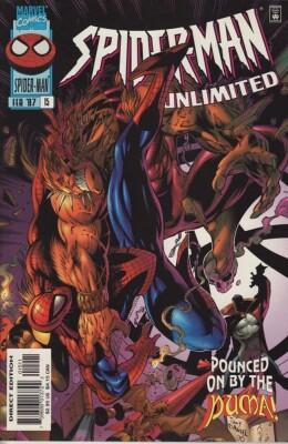 Spider-Man Unlimited 15 (Vol. 1)