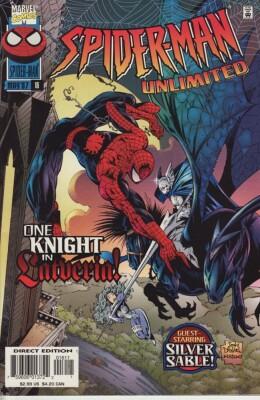 Spider-Man Unlimited 16 (Vol. 1)