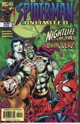 Spider-Man Unlimited 20 (Vol. 1)