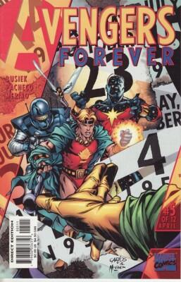 Avengers Forever 5