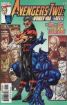 Avengers Two Wonder Man and Beast 1