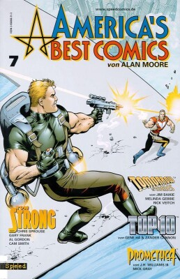 Americas Best Comics 07 Softcover