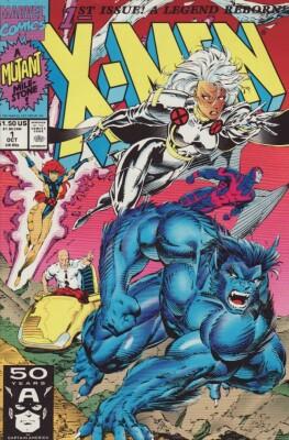 X-Men 1 Alternate Cover (Storm) (Vol. 2)