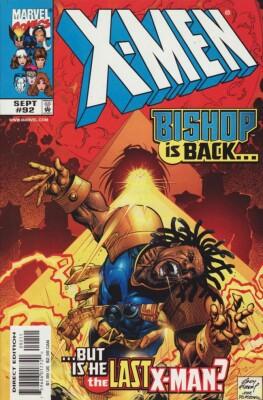 X-Men 92 (Vol. 2)