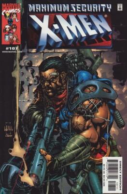 X-Men 107 (Vol. 2)
