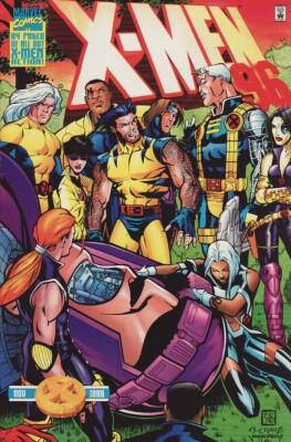 X-Men Annual 1996