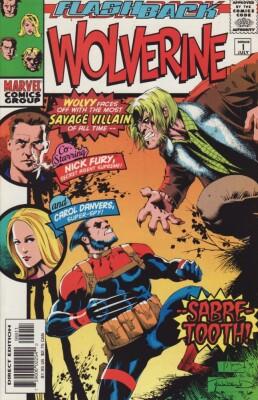Wolverine Minus 1