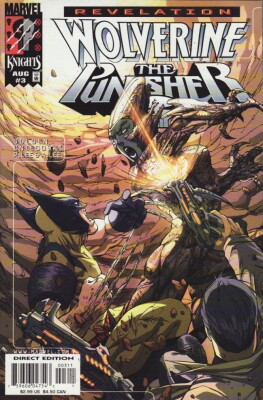 Wolverine Punisher Revelations 3