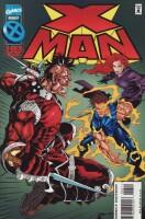 X-Man 6 (Vol. 1)