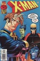 X-Man 27 (Vol. 1)
