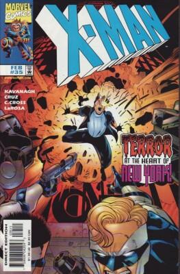 X-Man 35 (Vol. 1)