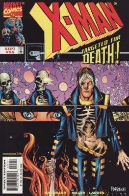 X-Man 55 (Vol. 1)
