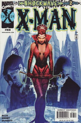 X-Man 68 (Vol. 1)