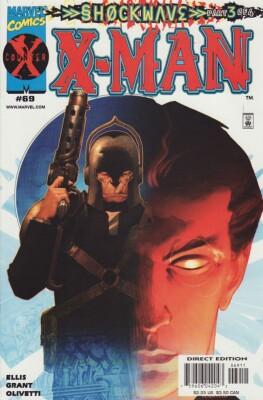 X-Man 69 (Vol. 1)