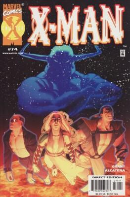X-Man 74 (Vol. 1)