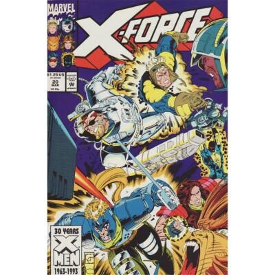 X-Force 20 (Vol. 1)