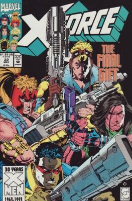 X-Force 22 (Vol. 1)