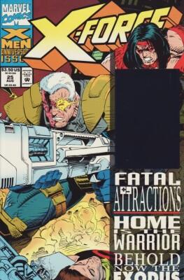 X-Force 25 (Vol. 1)