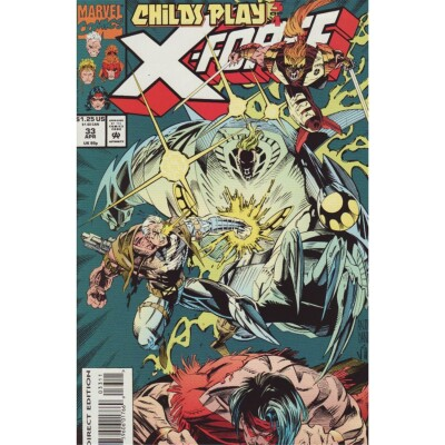 X-Force 33 (Vol. 1)