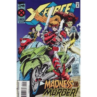 X-Force 40 (Vol. 1)