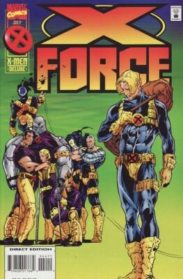 X-Force 44 (Vol. 1)