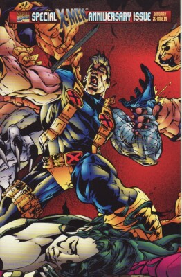 X-Force 50 (Vol. 1) regular cover