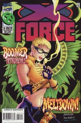 X-Force 51 (Vol. 1)