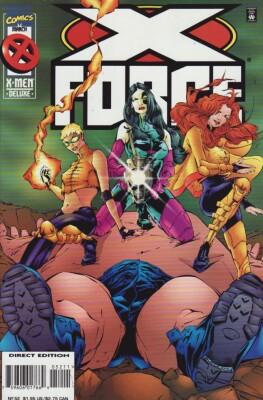 X-Force 52 (Vol. 1)