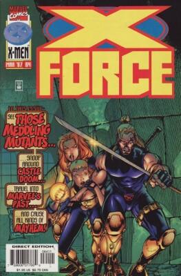 X-Force 64 (Vol. 1)