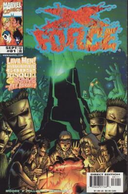 X-Force 81 (Vol. 1)