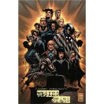 Rising Stars 00 Comic Watch Variant