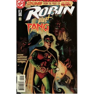 Robin plus 2 Fang