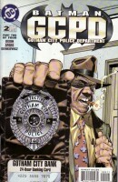 Batman GCPD (Gotham City Police Department) 2