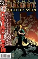 Batman Blackgate Isle of Men