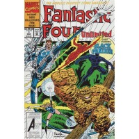 Fantastic Four Unlimited 1