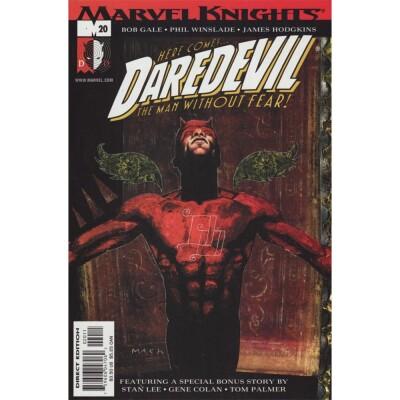 Daredevil 20 (Vol. 2)