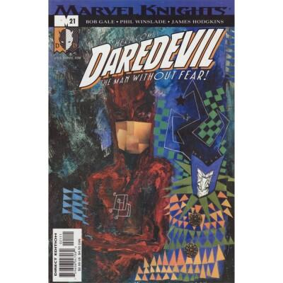 Daredevil 21 (Vol. 2)