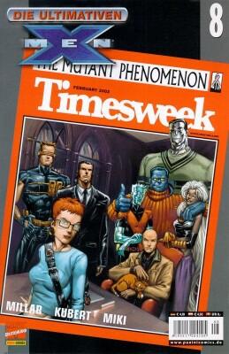 Die Ultimativen X-Men 08