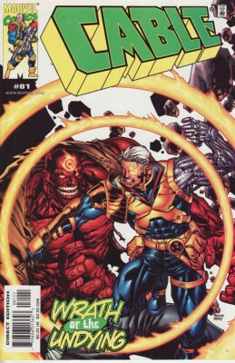 Cable 81 (Vol. 1)