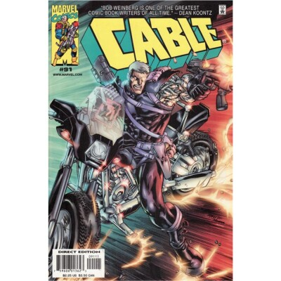 Cable 91 (Vol. 1)