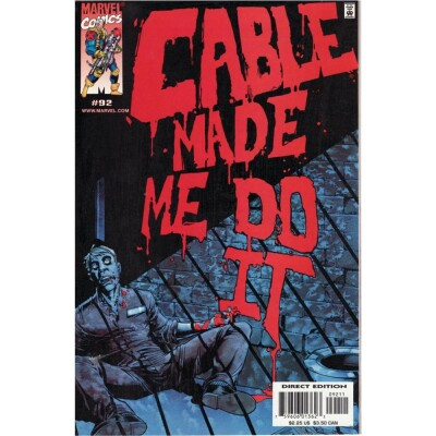 Cable 92 (Vol. 1)