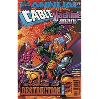 Cable Annual 1998 (Vol. 1)