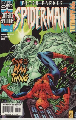 Peter Parker Spider-Man Annual 1999 (Vol. 2)