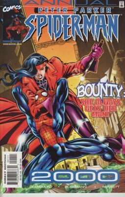 Peter Parker Spider-Man Annual 2000 (Vol. 2)